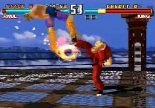Screenshot Thumbnail / Media File 1 for Tekken 3 [U]